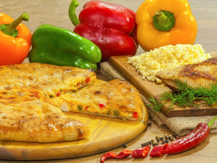 Ossetian pies with hot pepper: not only tasty, but also useful!