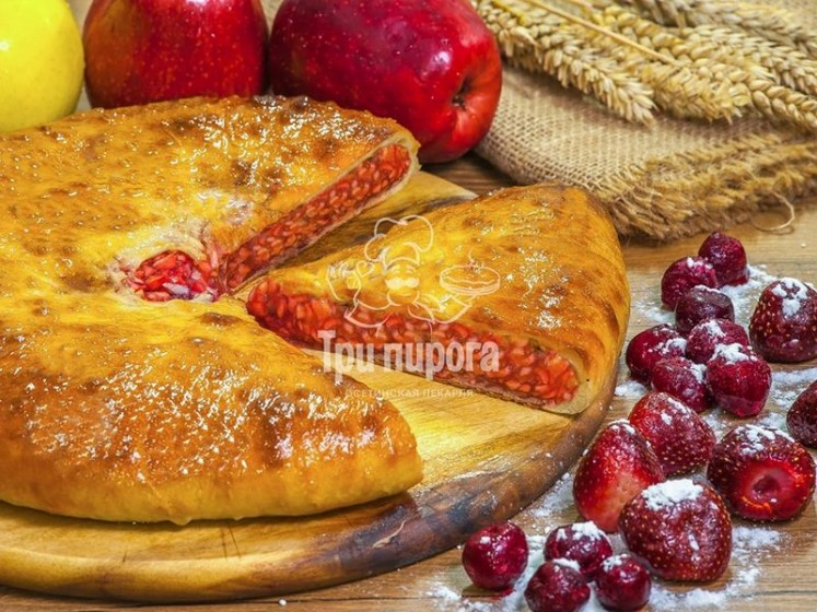 Sweet Ossetian pies: an exquisite dessert for real gourmets